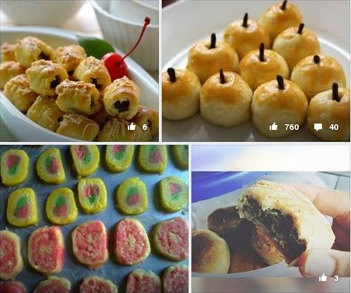 Cara Mudah Membuat Aneka Kue Kering Yang Sederhana
