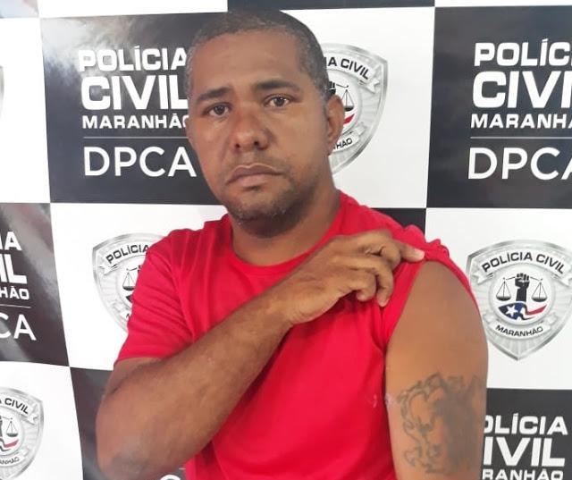 MARANHÃO - Policiais flagram homem estuprando a própria filha de 10 anos internada em hospital