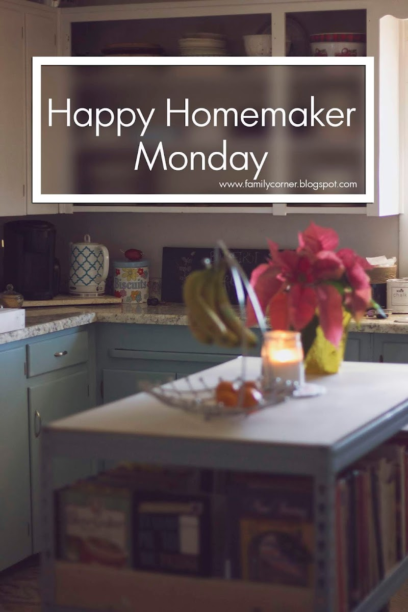 { Happy Homemaker Monday - 06/29/2020 }