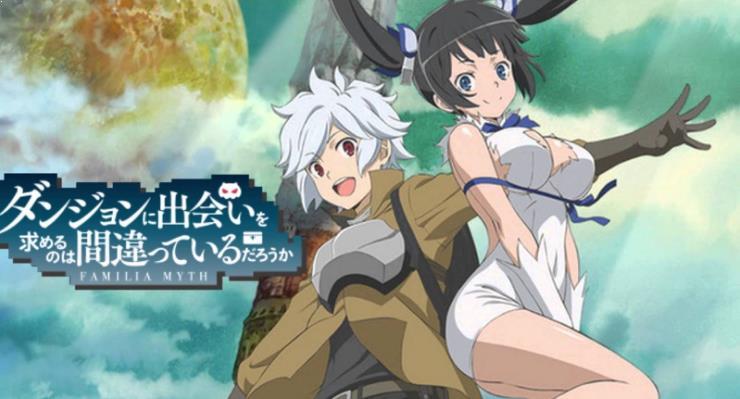 30 best fantasy romance anime list