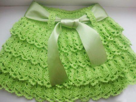 Crochet Skirt Free Pattern Crochet Yarn Online
