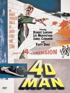 El hombre de la cuarta dimensión – DVDRIP LATINO