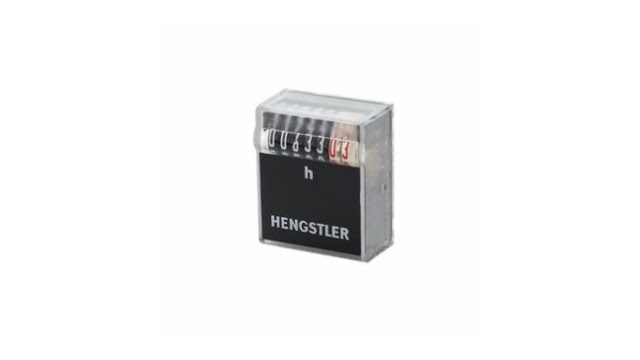 Hengstler Time Counter Type 633 DC