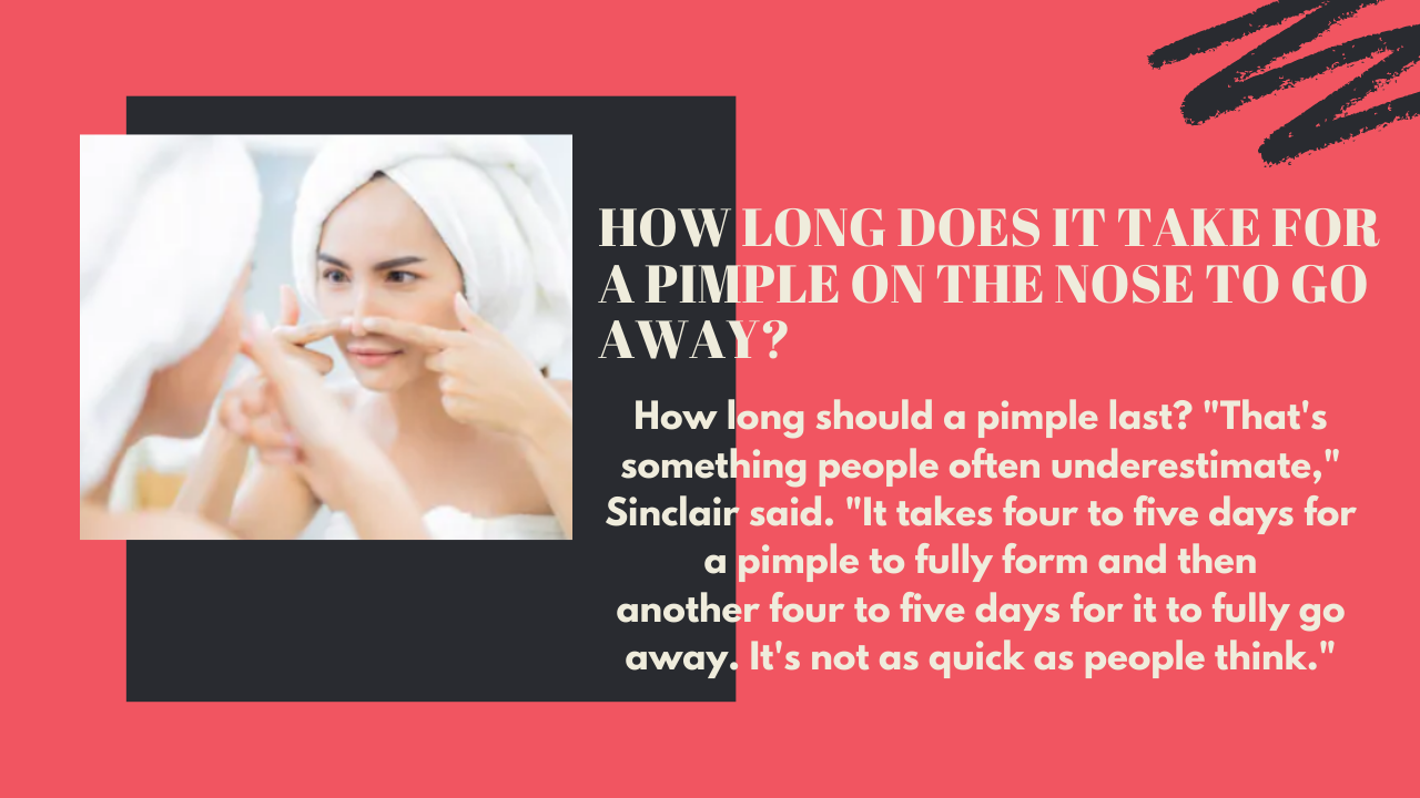 How to Treat Pimple on Nose and You clear Your Nose of Acne 2020