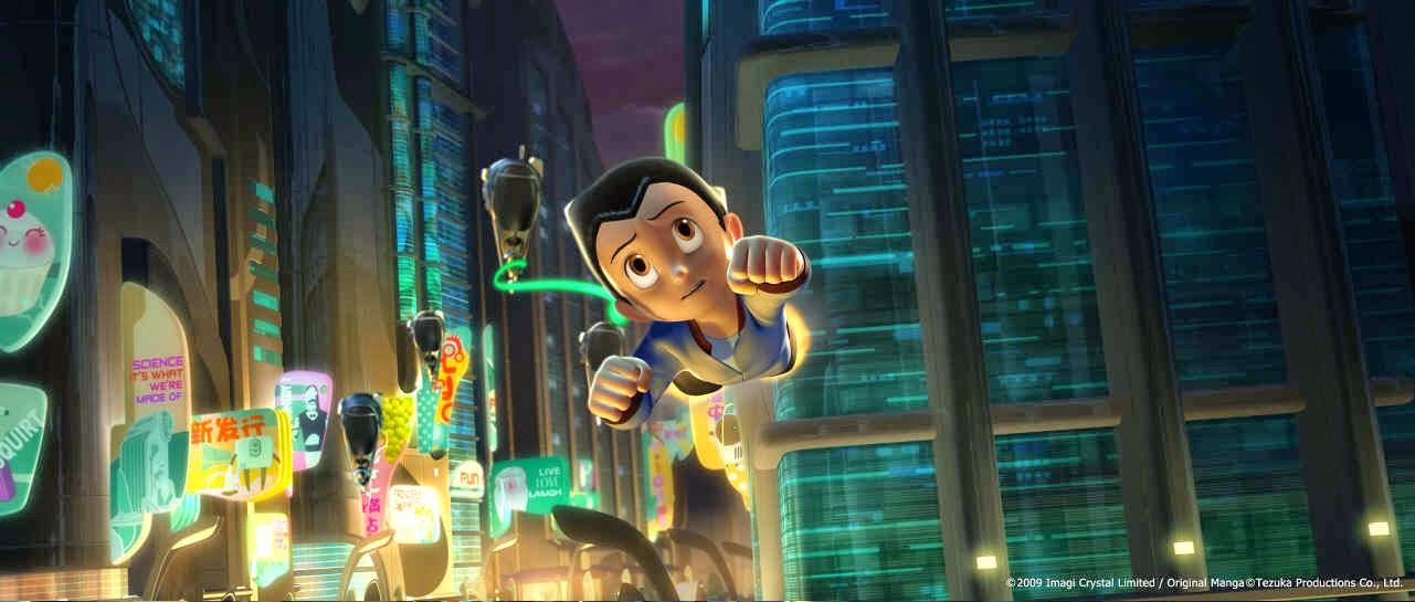 Astro Boy O Filme