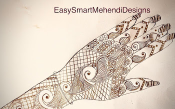 Beautiful Snail Design for Navratri day 4