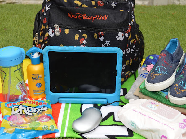 What To Pack For A Day Out With The Kids