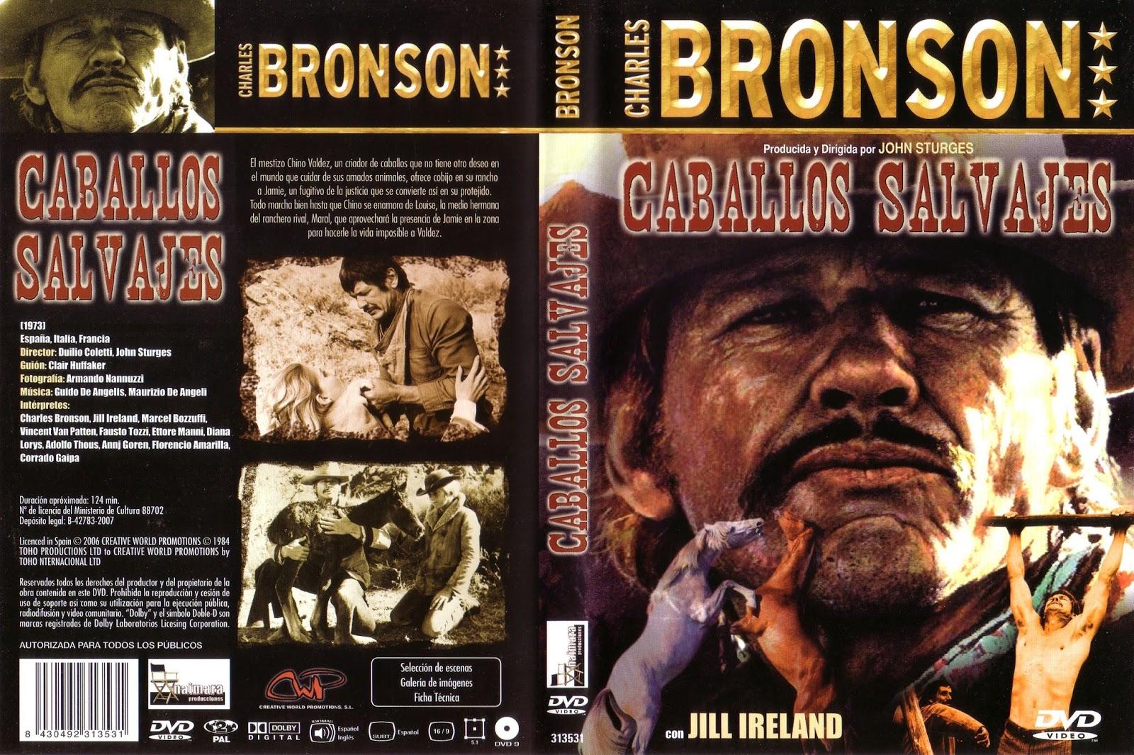 Caballos salvajes (Chino) ( 1973 ) DescargaCineClasico.Net