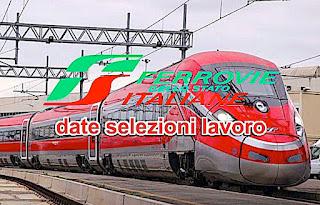 Ferrovie dello Stato offerte lavoro - adessolavoro