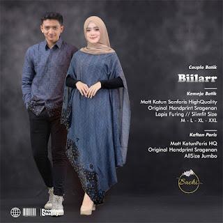 Couple Batik Biilar