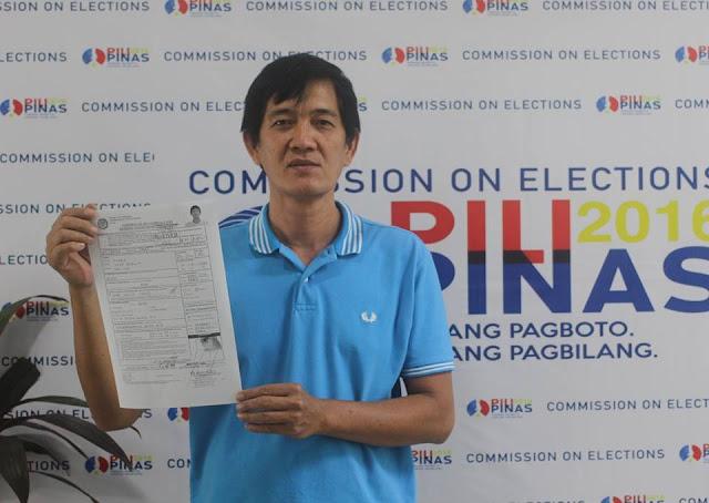 Tinga, Jose Ronilo KSN Bogo Elections