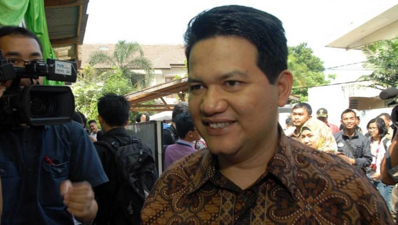 Ketua KPU Husni Kamil Manik yang meninggal dunia