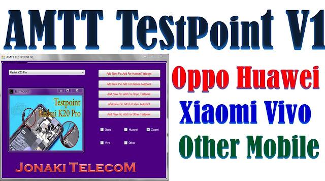 Download Testpoint Tools For Oppo Huawei Xiaomi Vivo Update