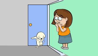 cães com humanos