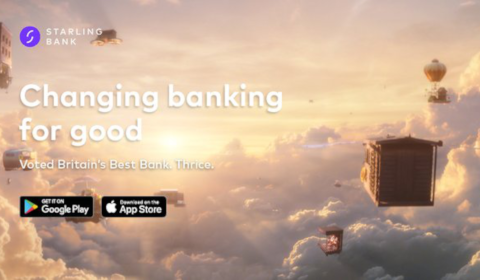 Startling Bank - Changing bank for good