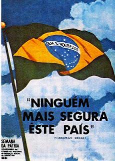Ninguém mais segura este país; Oswaldo Hernandez;