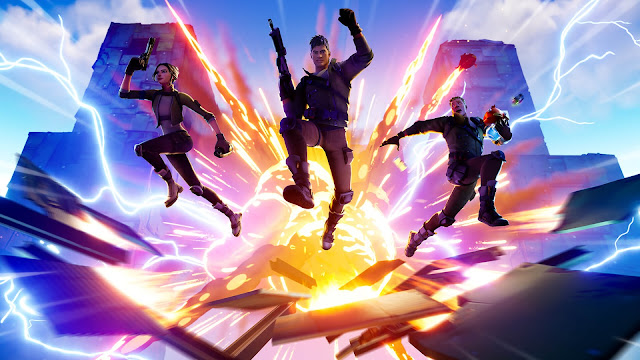 Fortnite Bölüm 2 - Sezon 2'nin 20 Şubat'ta başlaması bekleniyor!