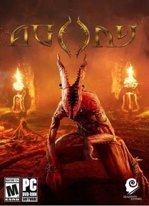 Agony Unrated Jogos Torrent Download capa