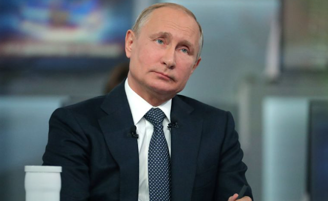 Vladimir Putin 'orders media blackout' to cover up crime during World Cup in bid to tackle 'negative' news