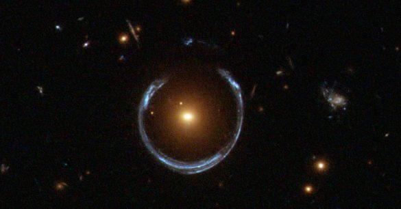 Galaksi Dragonfly 44 Berisi 99% Materi Gelap?