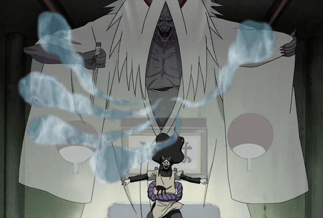shiki fujin kai digunakan untuk mengeluarkan jiwa yang disegel