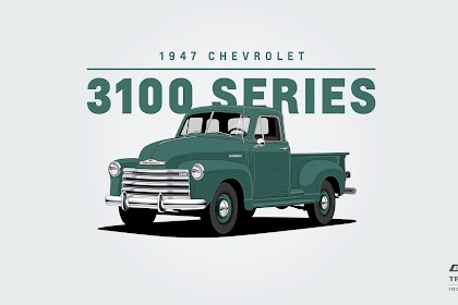 Wallpaper 100th Anniversary Chevy Truck (Official Wallpaper)