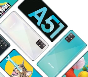 Samsung Galaxy A51 price and specifications 2020