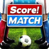 لعبة كرة قدم كاملة ومباشرة على الأنترنت - Score! Match
