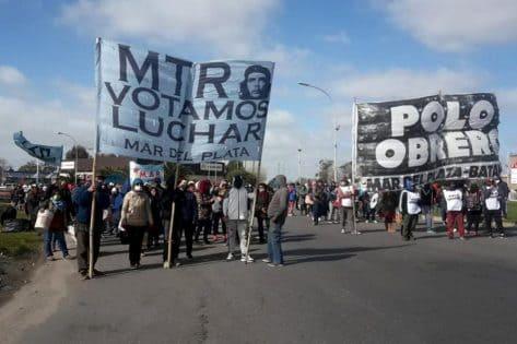 Mar del Plata: Reclaman pago de salarios a beneficiarios del programa Potenciar Trabajo