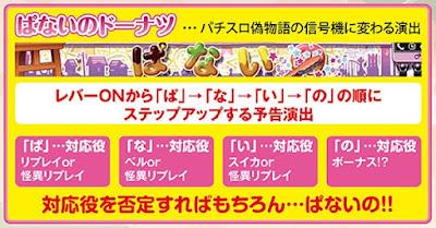 A-SLOT偽物語ぱないのドーナツ