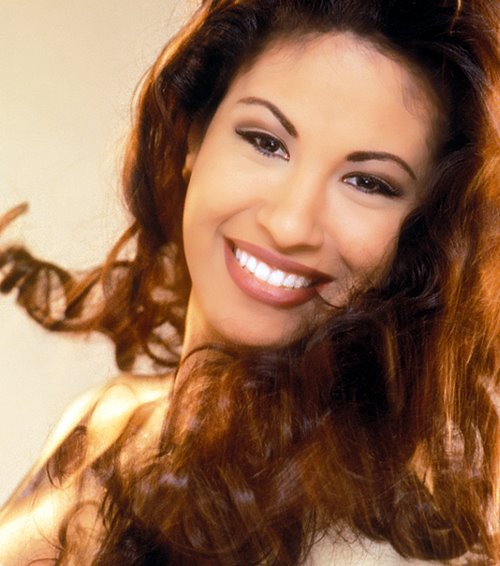 Germaine Uchi: Selena Quintanilla Perez