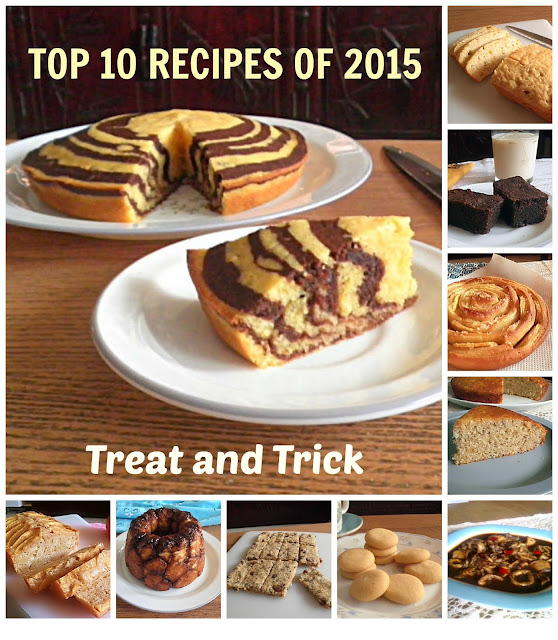 Top 10 Recipes of 2015 @ treatntrick.blogspot.com
