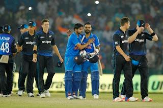 India vs New Zealand 3rd ODI 2016 Highlights