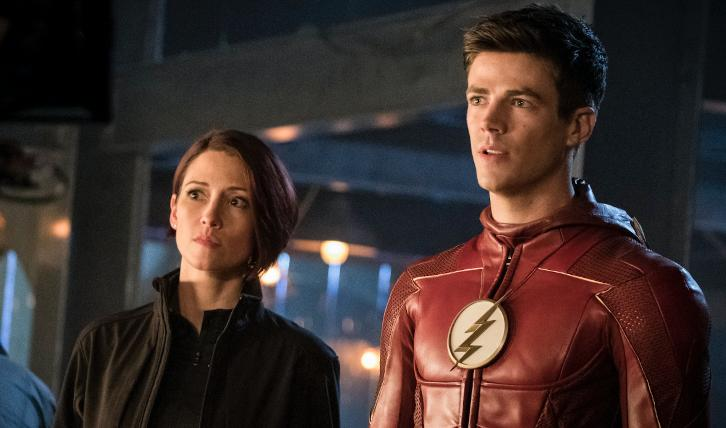 The Flash - Episode 4.08 - Crisis on Earth X, Part 3 - Promotional Photos, Poster & Press Release