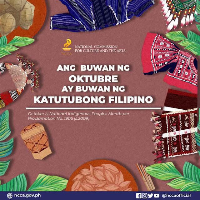 buwan ng katutubong filipino