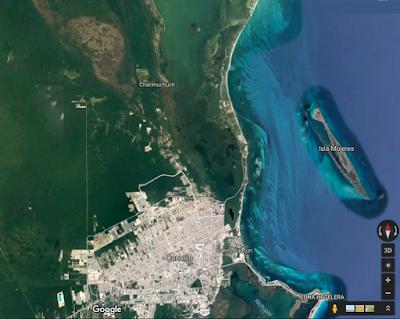 Ciudad Mujeres, Zona Continental de Isla Mujeres