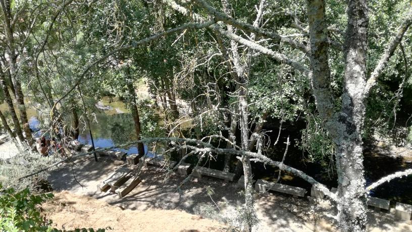Zona Fluvial de Mesão Frio