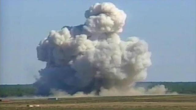 Daesh desmiente bajas por la superbomba de EEUU