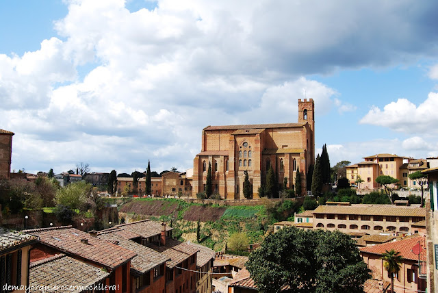 Basilica de Santo Domingo, Siena