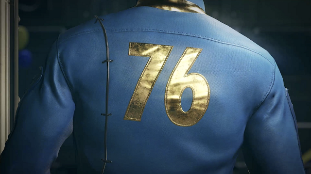 Fallout 76! A new kind of Fallout.