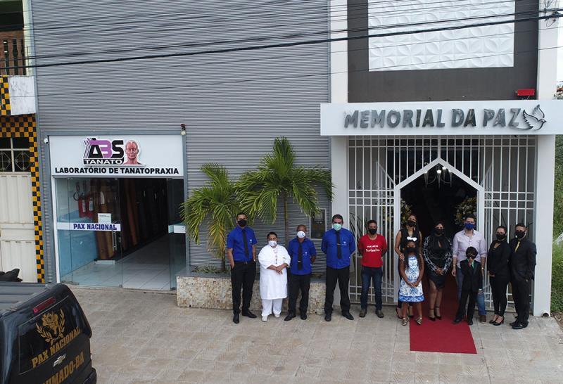 Grupo Pax Nacional inaugura Memorial da Paz em Brumado