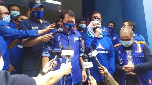 Demokrat DKI Tegaskan Solid Dukung AHY: Kader Main Mata Bakal Dipecat!