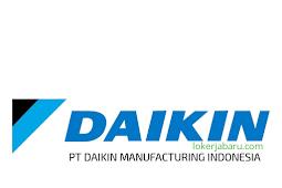 Lowongan Kerja  PT Daikin  Manufacturing Indonesia