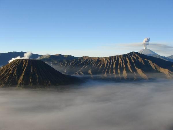 Gunung Bromo Dari Sabang Sampai Merauke