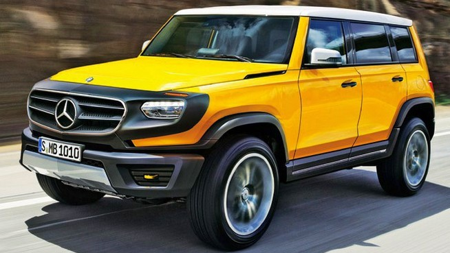 Mercedes Benz G Cl 2017 Review Specification Price