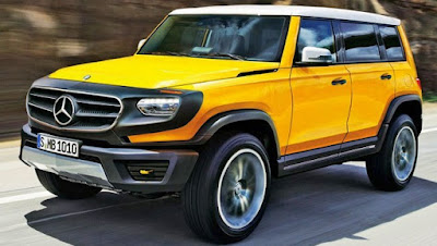 Mercedes-Benz G-Class 2017 Review, Specification, Price