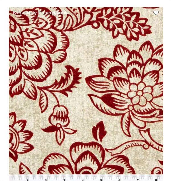 Bircham & Red Fabric Pattern