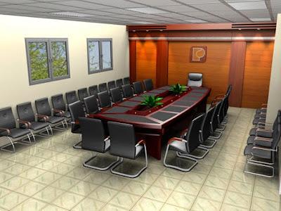 Bàn ghế phòng họp cao cấp Hòa Phát