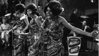 Diana Ross, Cindy Birdsong y Mary Wilson, integrantes de The Supremes