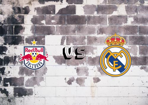 Salzburgo vs Real Madrid  Resumen y Partido Completo